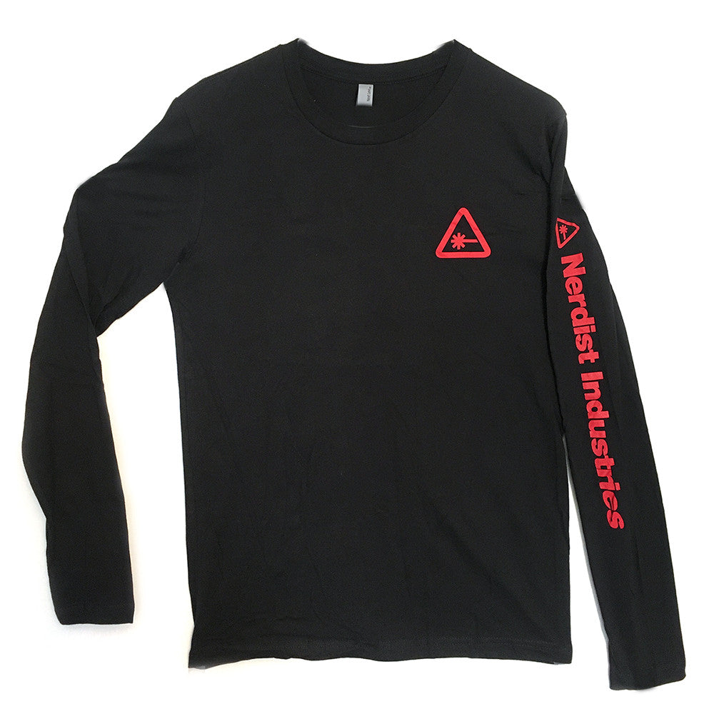 Nerdist Long Sleeve Shirt