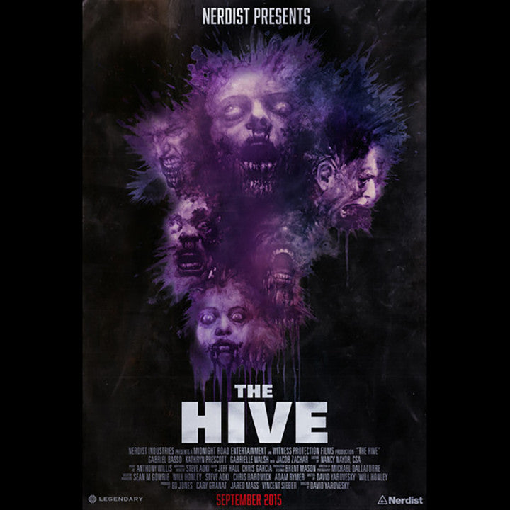 Nerdist Presents - The Hive (Digital Download)