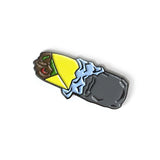 Enjoy Your Burrito Enamel Pin