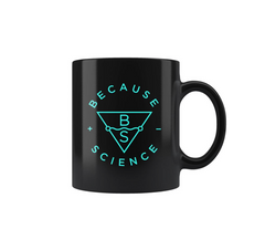 Because Science Logo Mug