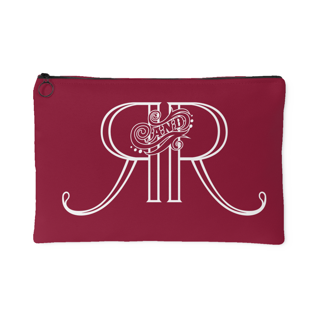 Relics and Rarities - Accessory Pouch (Ruby)
