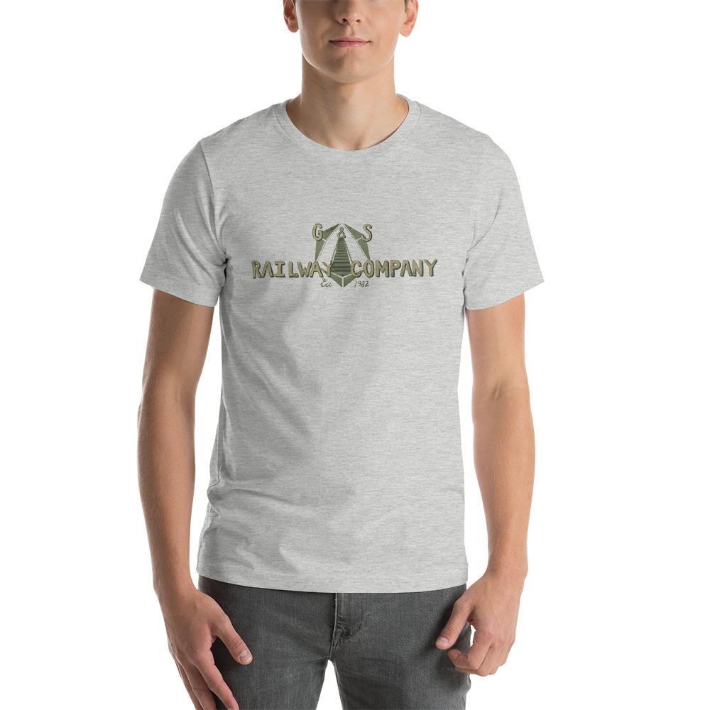 We're Alive Frontier - G&S Railway Company T-Shirt