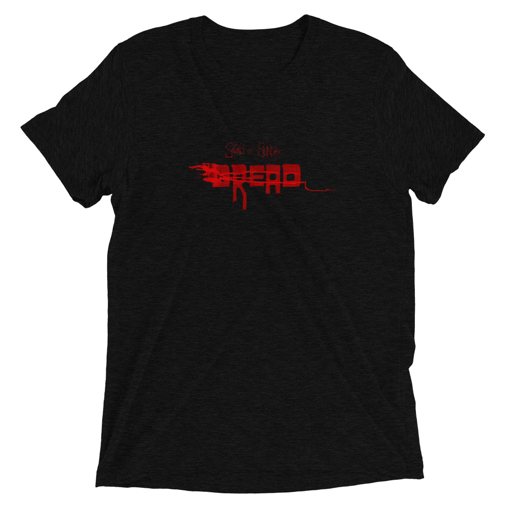 Sagas of Sundry: DREAD T-Shirt