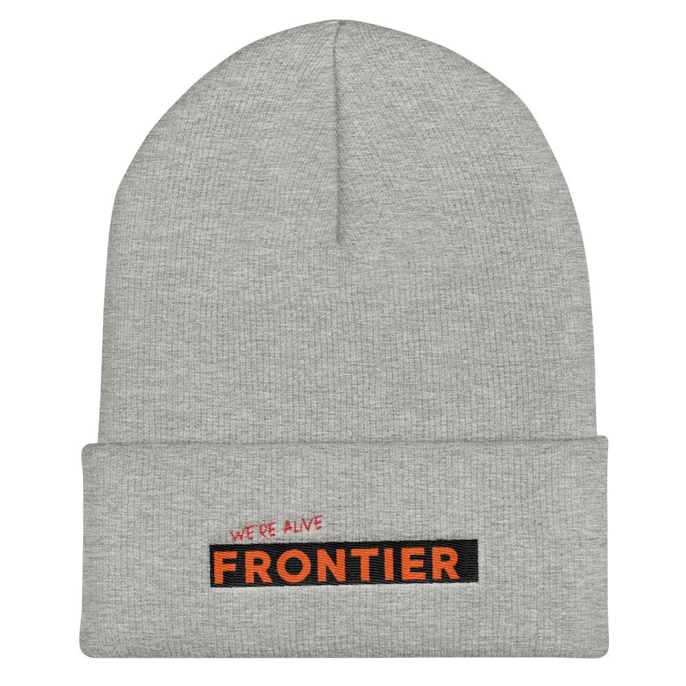 We're Alive Frontier - Cuffed Beanie