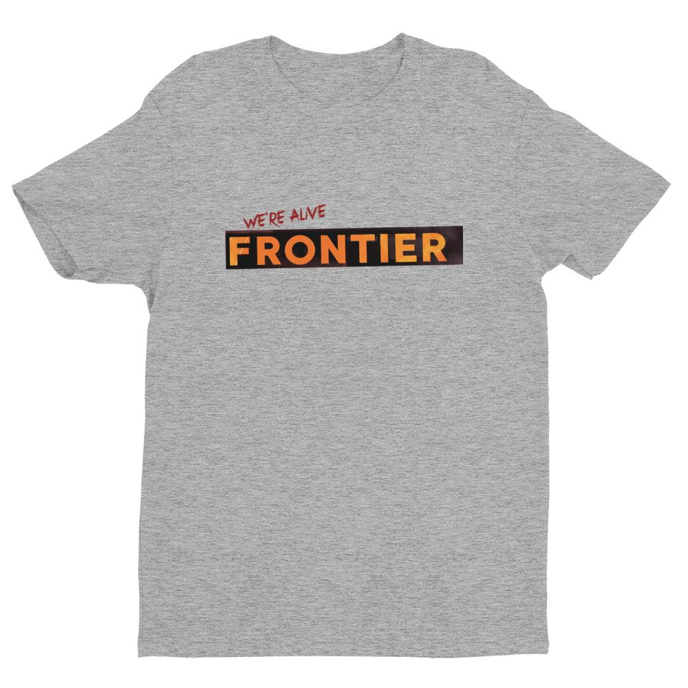 We're Alive Frontier - Logo T-Shirt