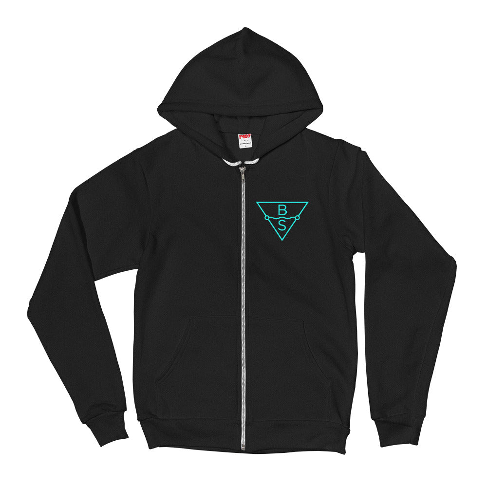 Because Science - Zip Hoodie