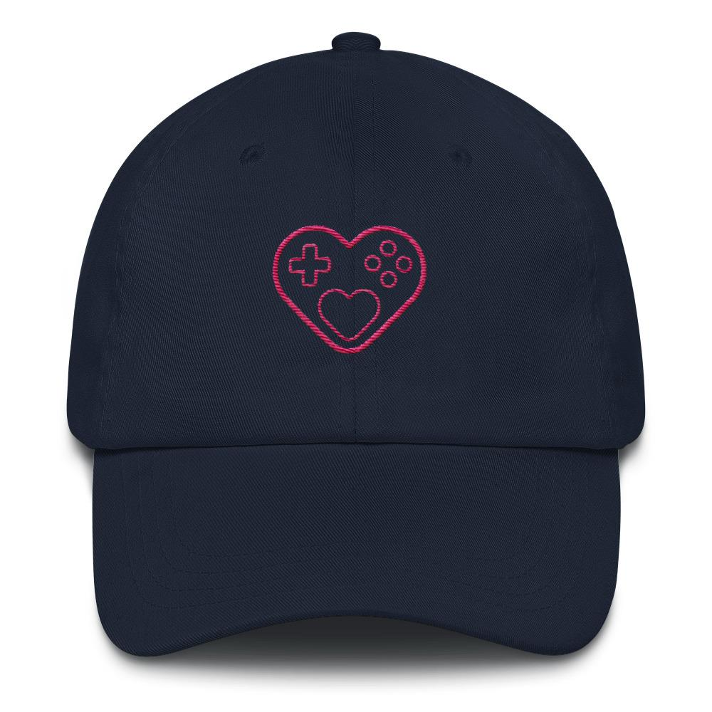 Game Engine Love Controller Dad Hat