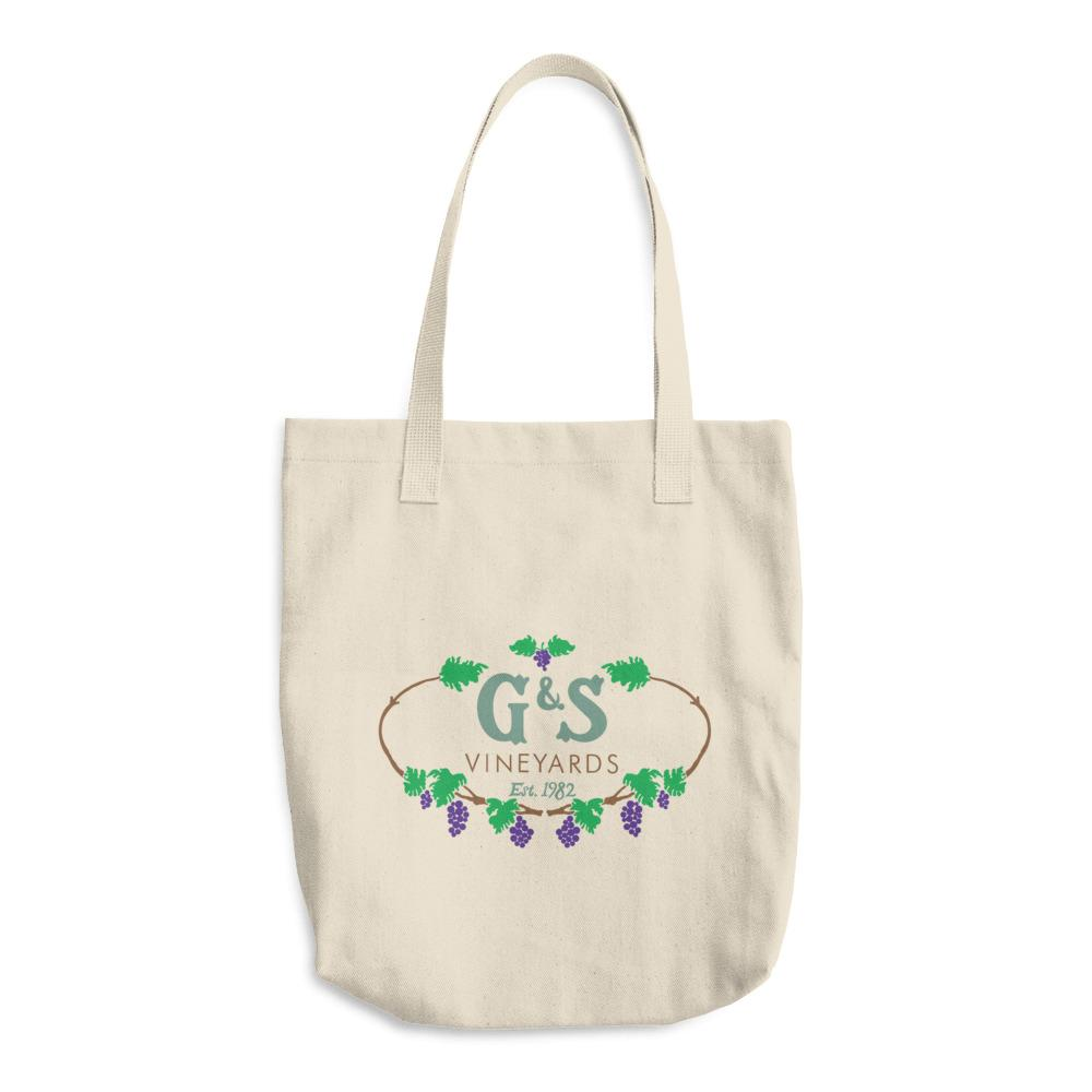 We're Alive Frontier - G&S Vineyards Cotton Tote Bag