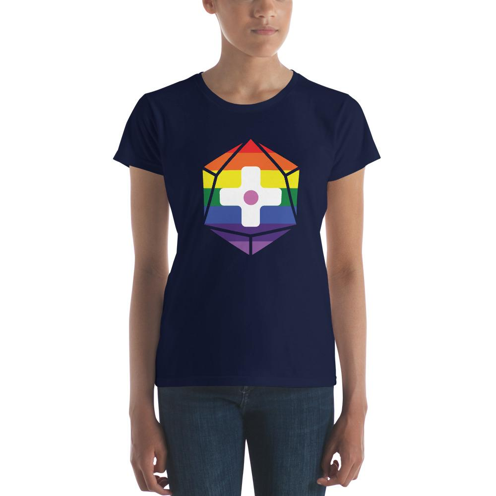 Geek & Sundry Pride Women's Short Sleeve T-Shirt