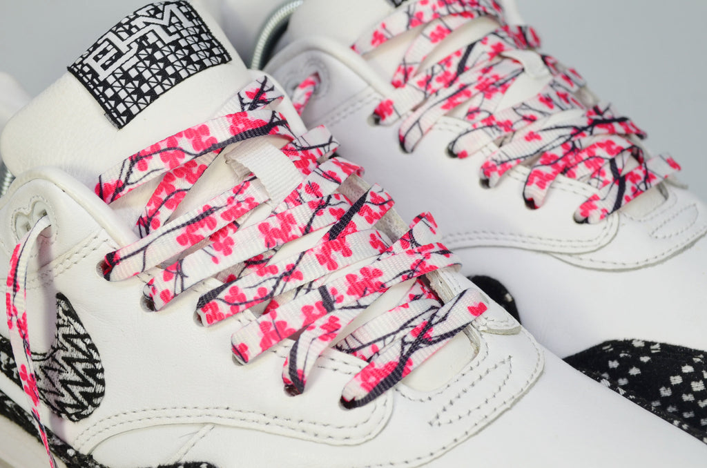 Cherry Blossom Flat Laces