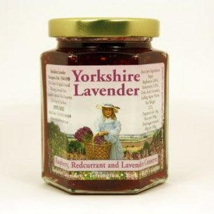 Raspberry & Redcurrant with Lavender Conserve