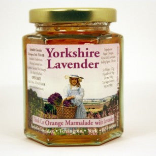 Thick Cut Orange & Lavender Marmalade