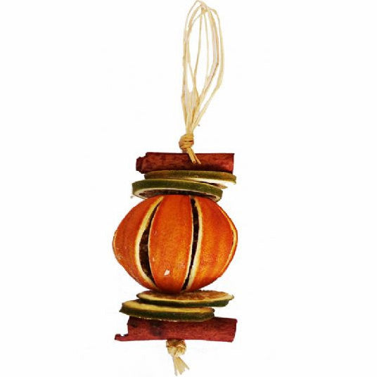 Tree Decoration: Orange