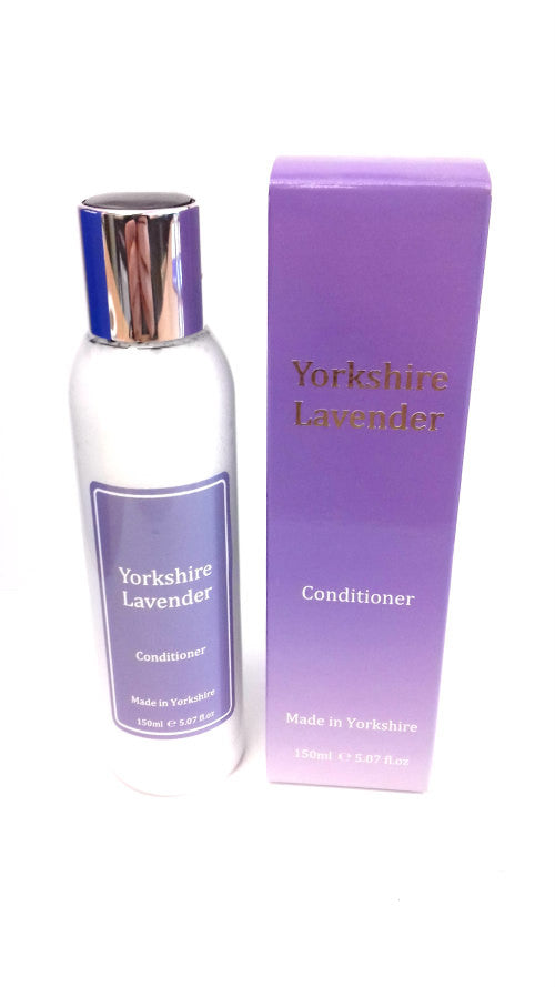 Yorkshire Lavender Conditioner 150ml - Pack of 6