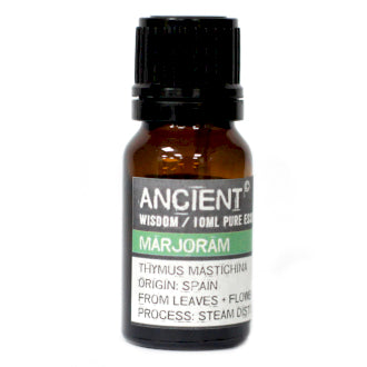 Marjoram Spanish Essential Oil - 10ml