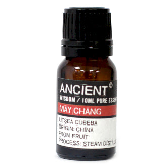 May Chang Essential Oil - 10ml