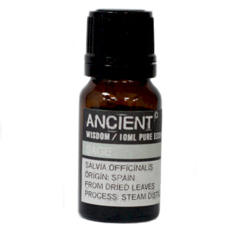 Sage Essential Oil - 10ml