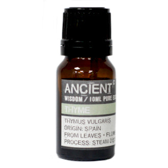 Thyme (white) Essential Oil 10ml