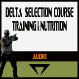 Dale Comstock Diet - DELTA Selection Course - Training And Nutrition Audio