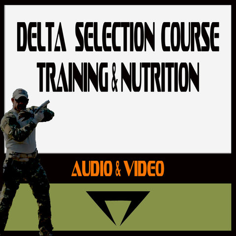 Dale Comstock Diet - DELTA Selection Course – Training And Nutrition