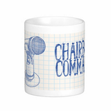 Hand Drawn CBC Logo Mug