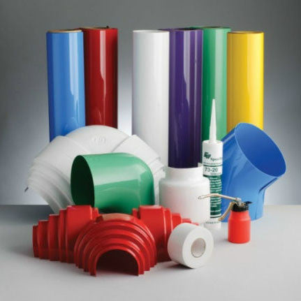 PVC Jacketing & Fittings
