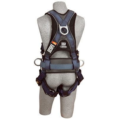 Dbi sala exofit construction style positioning harness for Sala safety harness