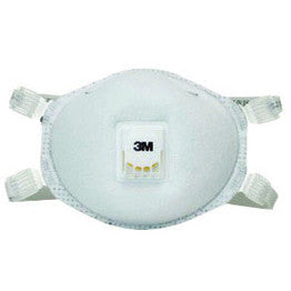 3m-8214-particulate-welding-respirator-n95-faceseal,-ozone-protection-&-nuisance-level-organic-vapor-relief-image