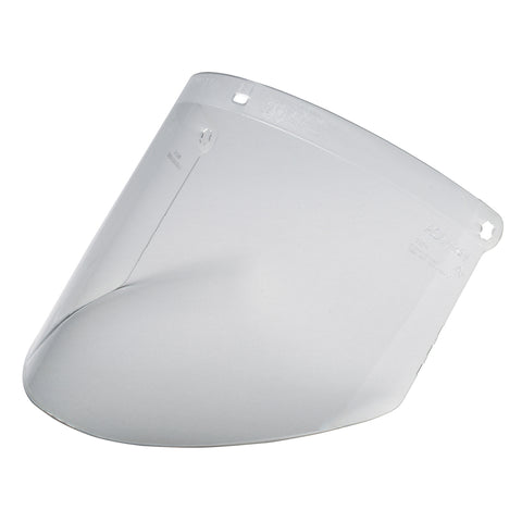 3M Clear Polycarbonate Faceshield WP96 - Face Protection 82701-00000 - Molded - image