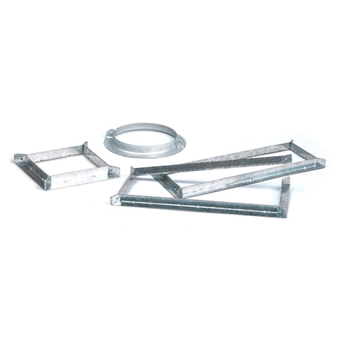 3M Fire Barrier Pass-Through Device Mounting Brackets - image