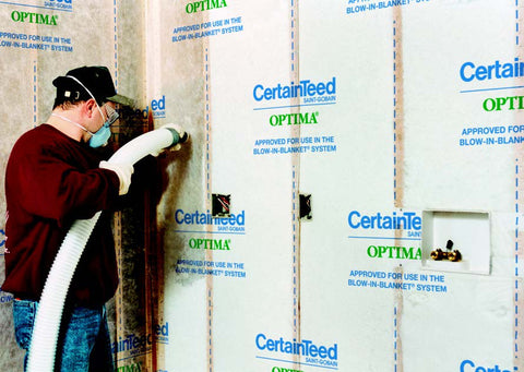 CertainTeed OPTIMA® Loose-Fill Fiber Glass Insulation