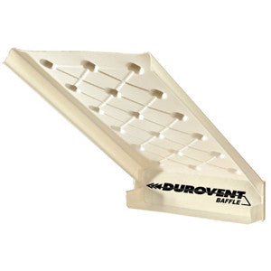 "Durovent Baffle, 23.5"" x 46"", 50/Pack -"