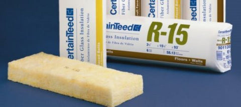 CertainTeed Fiberglass Batt Sustainable Insulation - image