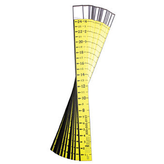"Attic R-Value Rulers 24"" Standard, 250/box -"