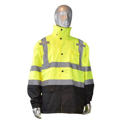 Radians RW30-3Z1Y General Purpose Rain Jacket - image