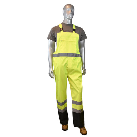 Radians RW30-ES1Y General Purpose Rain Bib Pants - image