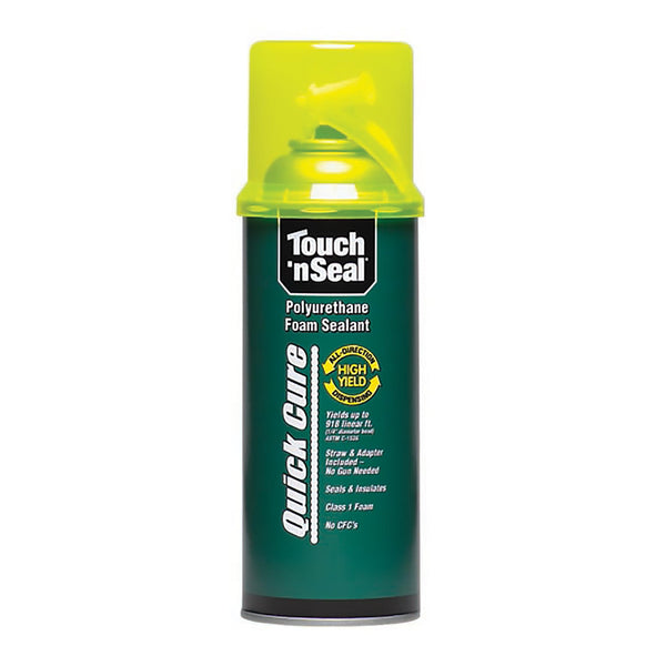 Touch N Seal Quick Cure Hy High Yield Straw Foam Api