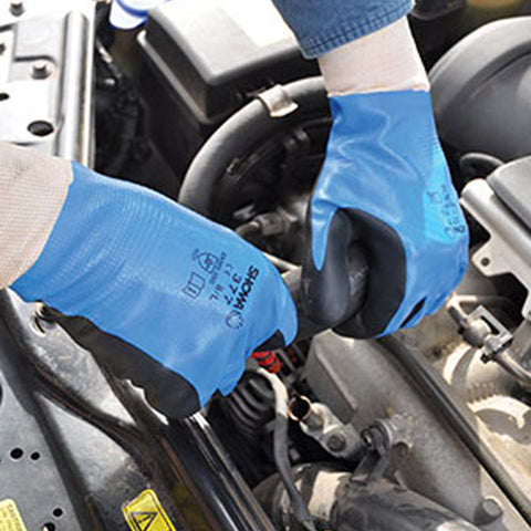 showa-foam-grip-nitrile-gloves-image