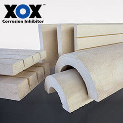 Calcium Silicate 3-V Scored Block Insulation | Thermo-12 Gold -