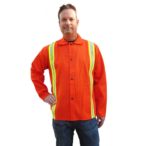 John Tillman 6230DRT | 6230DRQ High-Vis, FR Cotton Jacket