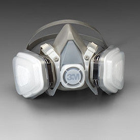 3m-half-facepiece-disposable-respirators-52p71-organic-vapor-p95-respirator-assembly-image