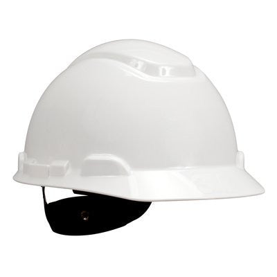 3m-hard-hat-h-700-series-half-brim-non-vented-4pt-ratchet-white-h-701r-image