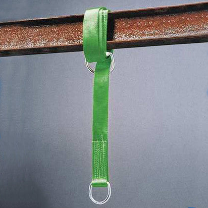 Standard Web Lanyard with Shock Absorber Pack, Web Tie-Off Adapter - Default TItle