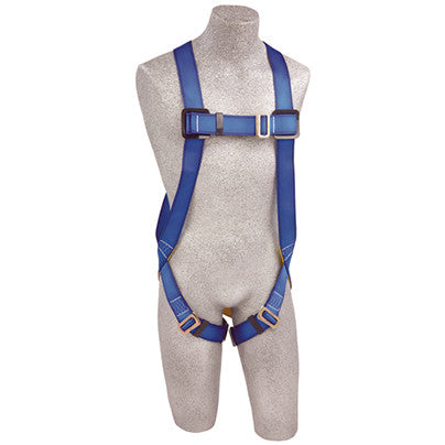 PROTECTA FIRST Vest-Style Harness - pass-thru buckle leg straps - image