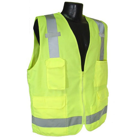 Radians SV7G Surveyor Type R Class 2 Safety Vest - Medium