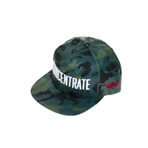 Concentrate Frog Camo Cap by SSUR X Hitman