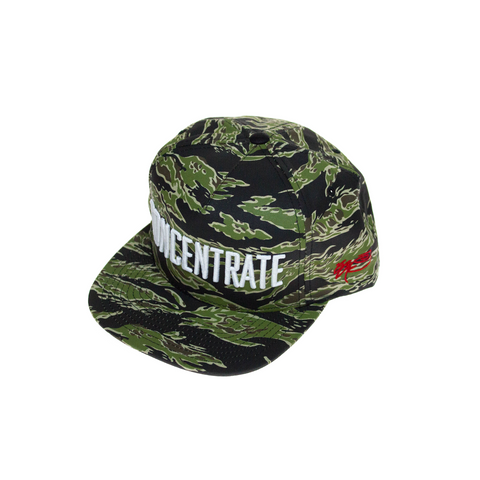 Concentrate Tiger Camo Cap by SSUR X Hitman