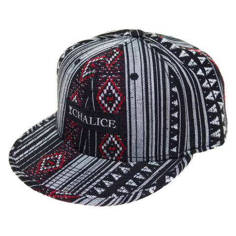 Chalice Red Aztec Hat