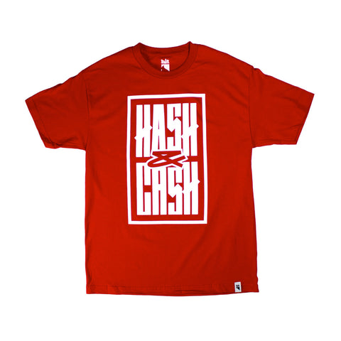 Hash & Cash - Red