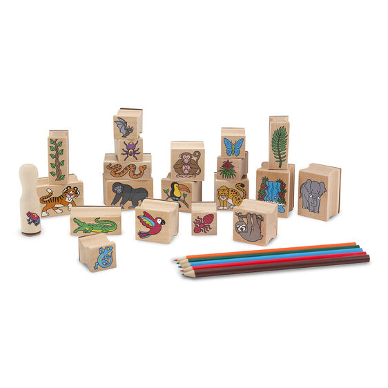 Melissa & Doug – Stamp Forest